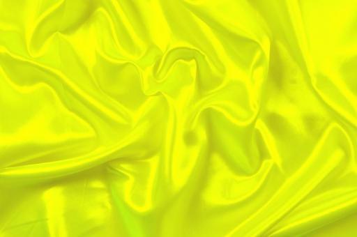 Satin-Stoff - Select Neongelb