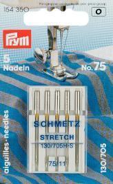 Prym - Nähmaschinen-Nadeln - Stretch  - 130/705 75