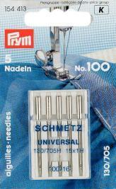 Prym - Nähmaschinen-Nadel - Universal - 130/705H 100
