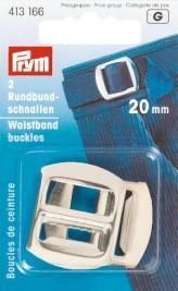 Prym - Rundbund-Schnallen 20 mm