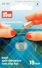 Prym - Metall-Fingerhut 15 mm