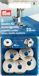 Prym - Metallspulen - 22 mm
