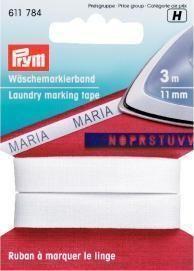 Prym - Wäschemarkierband