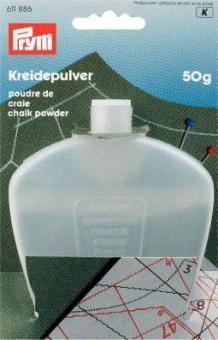Prym - Kreidepulver 50 g - Weiß
