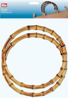 Prym - Taschengriffe Bambus