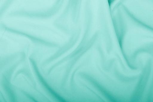 Allround-Stoff - Basic Pastellaqua
