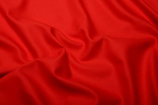 Baumwoll-Canvas - Basic Rot