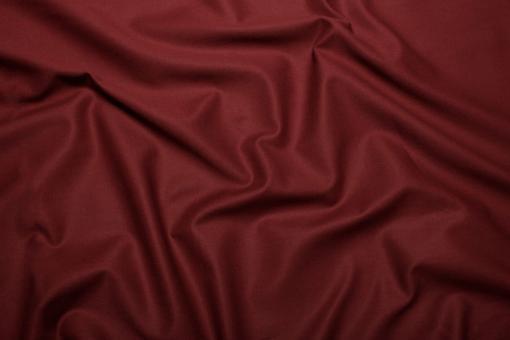 Baumwoll-Canvas - Basic Bordeaux