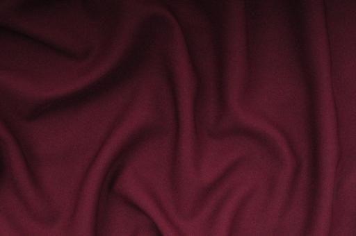 Allround-Stoff - Basic Bordeaux