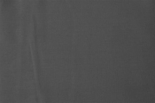 Baumwollstoff - Basic Dunkelgrau