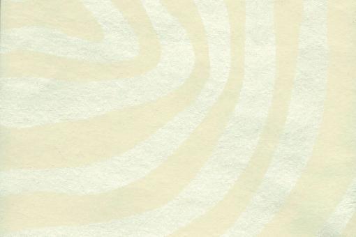Echtleder - Zebra-Muster Creme