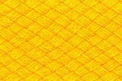 Acryl-Einfassband - 2,5 cm - Meterware Gelb