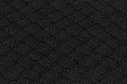 Acryl-Einfassband - 2,5 cm - Meterware Schwarz