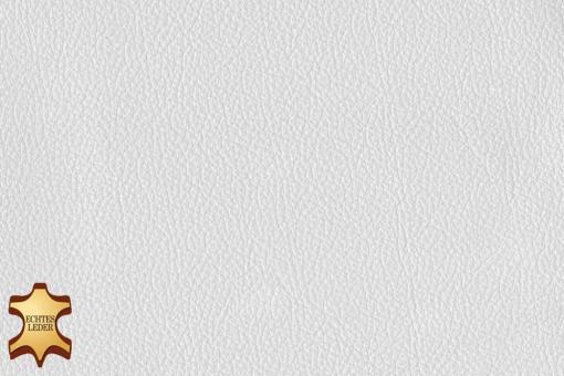 Echtleder - Softtouch - Texas Weiß