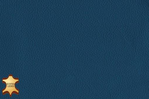 Echtleder - Softtouch - Texas Blau