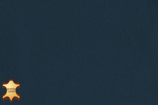 Echtleder - Softtouch - Texas Nachtblau