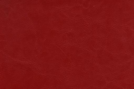 Echtleder - Glanz - San Diego Rot