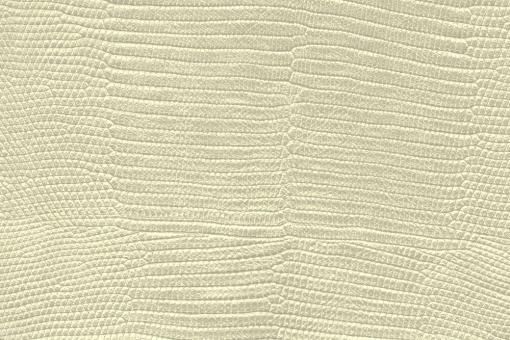 Echtleder - Nubuk -  Schlangenleder-Prägung Perlmutt