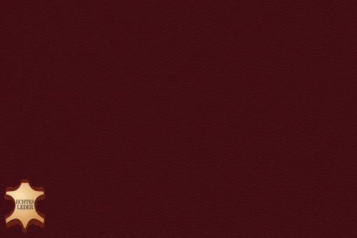Echtleder Nappa - El Paso - Bordeaux