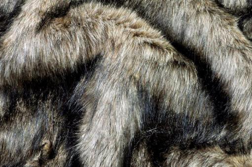 Gebirgs-Wolf - Pelz-Imitat