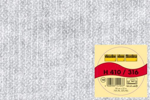 Bügeleinlage H410 - Weiß