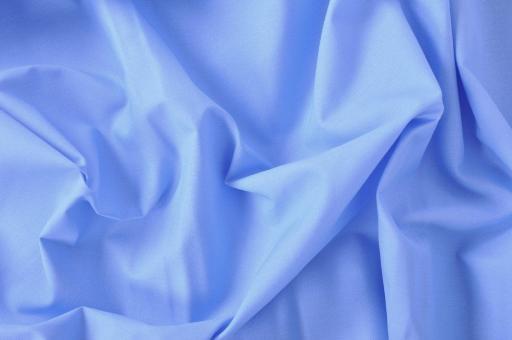Baumwollstoff - Select Hellblau
