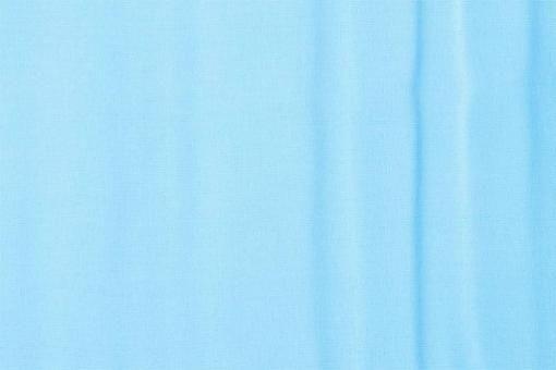 Baumwollstoff - Basic Hellblau