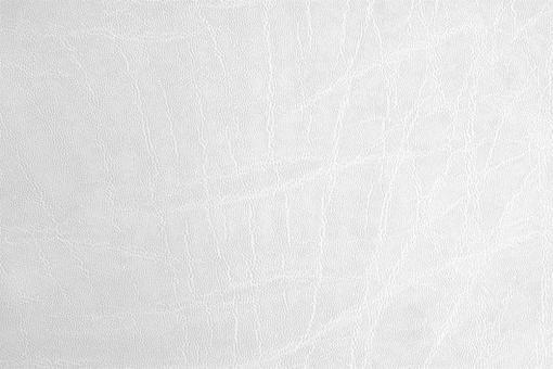 Leder-Imitat Waterproof - Elefant Weiß