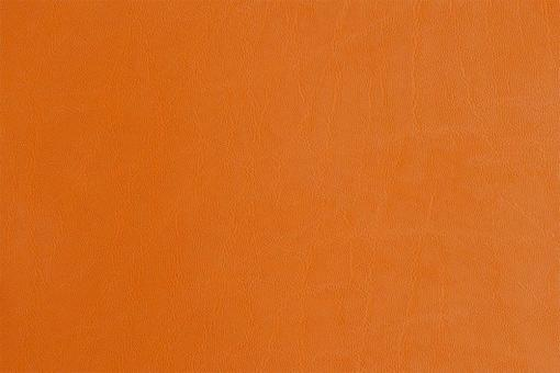 Leder-Imitat Waterproof - Elefant Orange