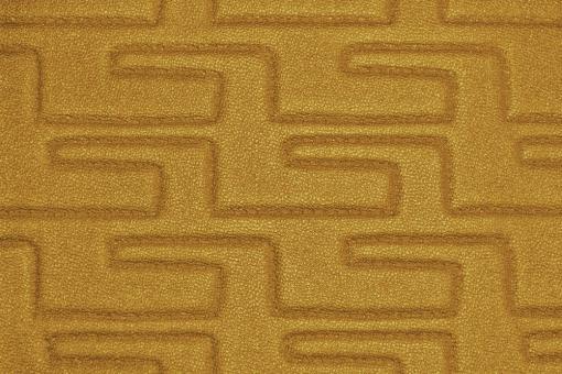 Kunstleder - Waterproof - Luxor Gold