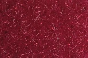 25 m nähbares Flauschband - 3 cm breit Bordeaux