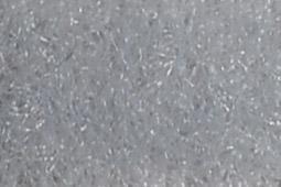25 m nähbares Flauschband - 2 cm Silber