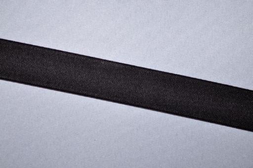 Gummiband Quick - 1,1 cm - Schwarz