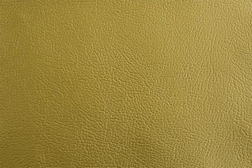 Kunstleder Waterproof - Metallglanz Gold