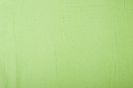 Baumwoll-Molton - Uni Hellgrün