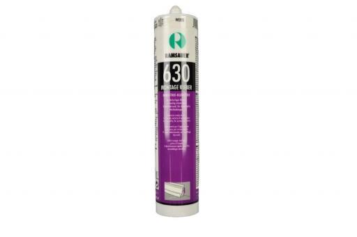 Schaumstoff - Spezialkleber - 310 ml - Weiß