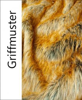 Musterkarte: Fuchs Pelz-Imitat