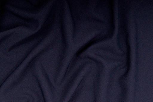 Allround-Stoff - Basic Nachtblau