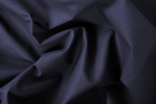 Baumwollstoff - Select Nachtblau