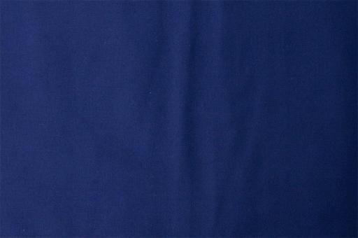 Baumwollstoff - Basic Nachtblau