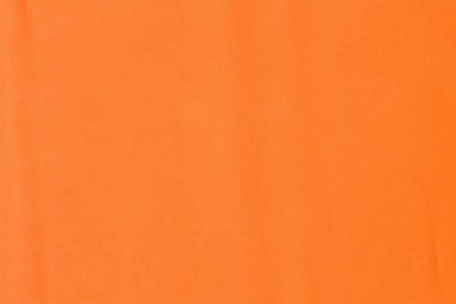 Baumwollstoff - Basic Orange