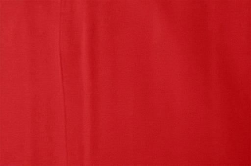Baumwollstoff - Basic Rot