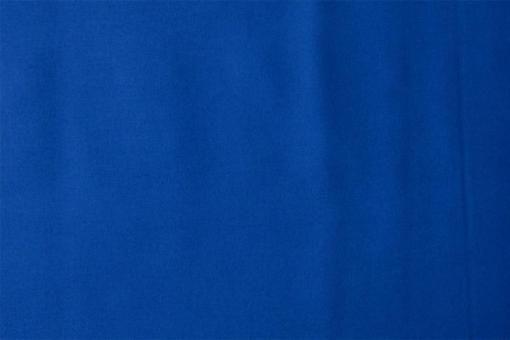 Baumwollstoff - Basic Royalblau