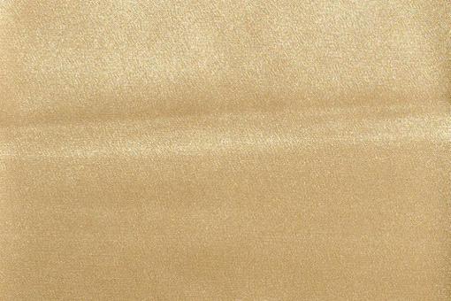 Satin-Stoff - Elastik Gold