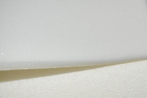 Schaumstoff Platte Best 206 x 130 cm - Stärke 4 cm