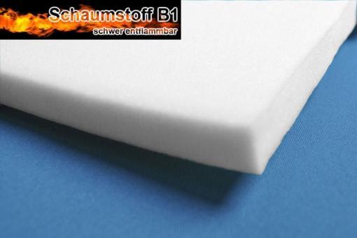 Schaumstoff Platte Super Strong 206 x 130 cm - Stärke 3 cm