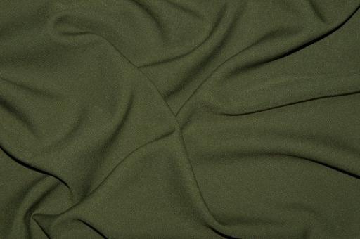 Allround-Stoff - Basic Olive