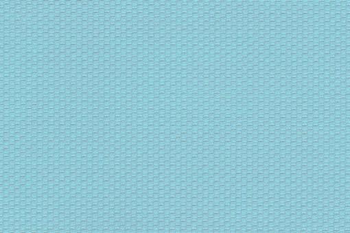 skai® Venezia - Outdoor-Kunstleder - Textilprägung Hellblau