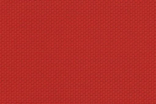 skai® Venezia - Outdoor-Kunstleder - Textilprägung Rot