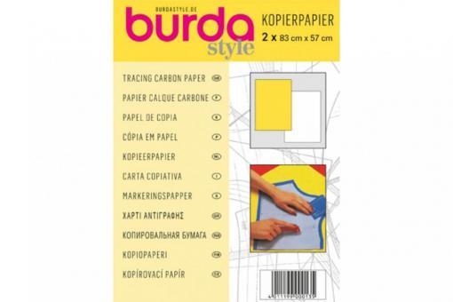 Burda Kopierpapier - Weiß/Gelb